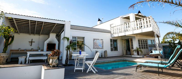 BEACH HOUSE ON FAIRWAY, LANGEBAAN